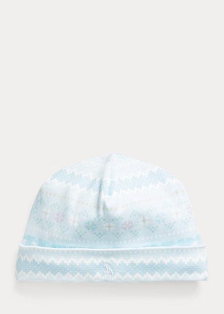Polo RalphLauren Print Interlock Hat