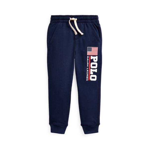 폴로 랄프로렌 남아용 조거 팬츠 Polo Ralph Lauren Logo Fleece Jogger Pant,French Navy