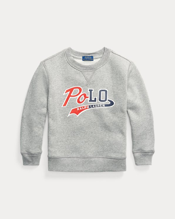 Logo Fleece Sweatshirt