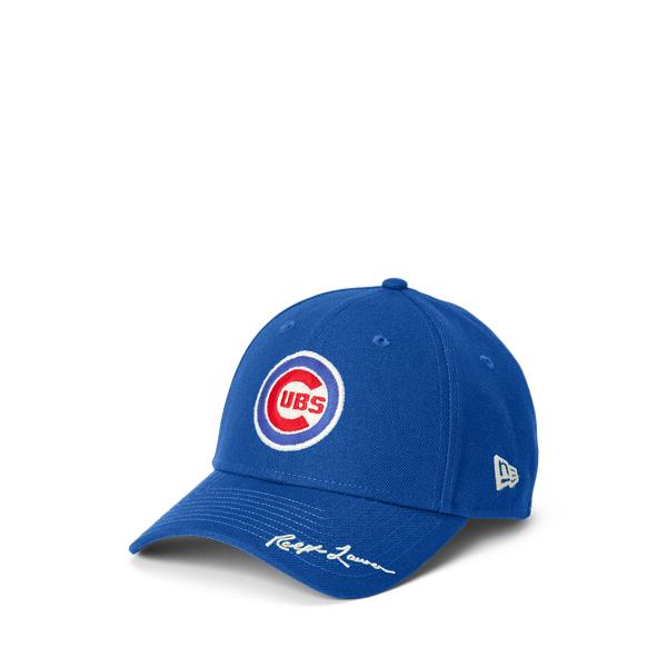 Polo Ralph Lauren Kids' Chicago Cubs Ball Cap In Blue