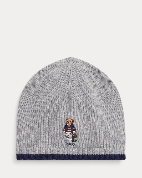 Backpack Bear Wool-Cotton Hat