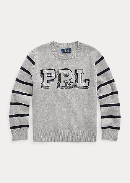 Polo Ralph Lauren PRL Cotton Crewneck Sweater
