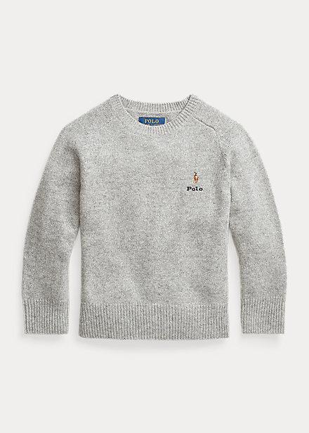 Polo Ralph Lauren Merino-Cashmere Sweater