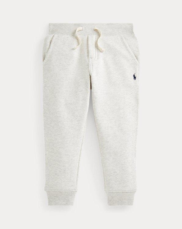 폴로 랄프로렌 남아용 조거 팬츠 Polo Ralph Lauren Cotton-Blend-Fleece Jogger,American Heather