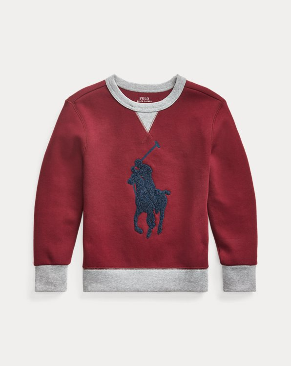 Big Pony Crewneck Sweatshirt