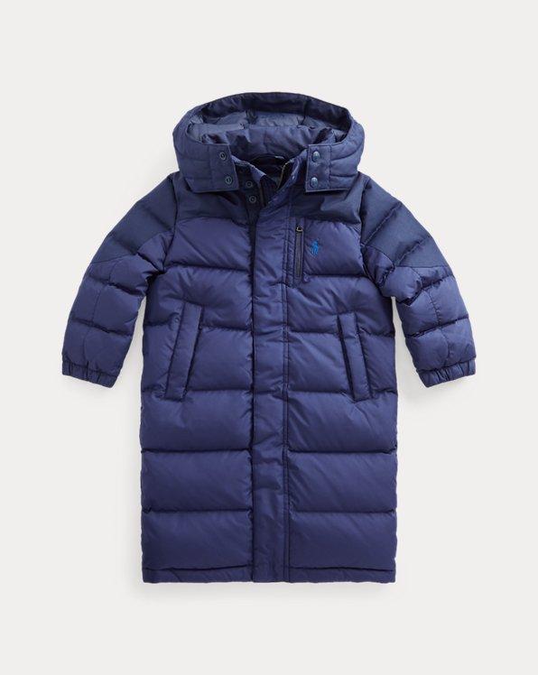 Water-Resistant Down Coat