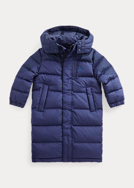 Polo Ralph Lauren Water-Resistant Down Coat