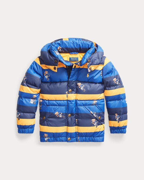Polo Bear Down Jacket