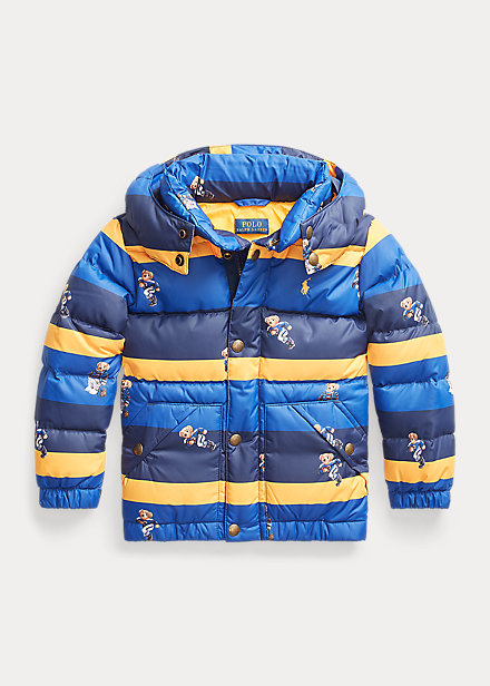 Polo Ralph Lauren Polo Bear Down Jacket