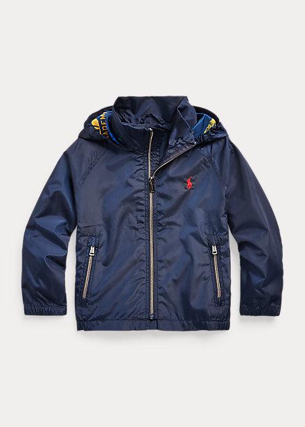Polo Ralph Lauren Packable Hooded Jacket