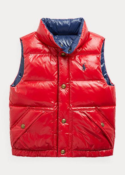 Polo Ralph Lauren Reversible Down Vest