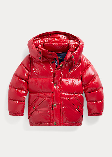 Polo Ralph Lauren Water-Repellent Down Jacket