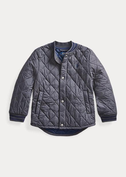 Polo Ralph Lauren Water-Resistant Quilted Jacket