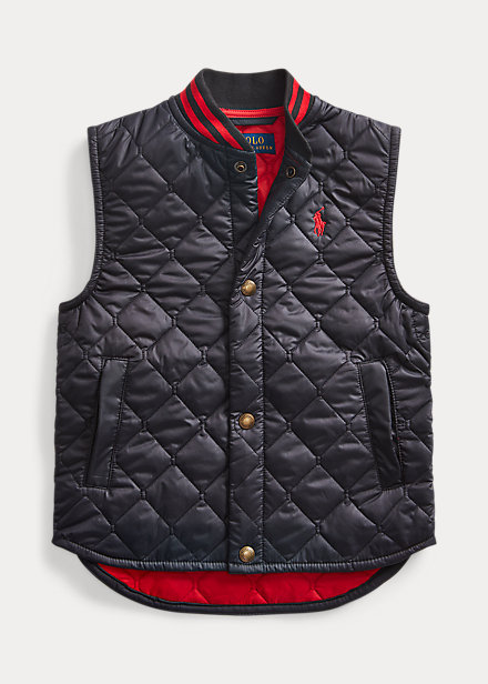 Polo Ralph Lauren Water-Resistant Quilted Vest
