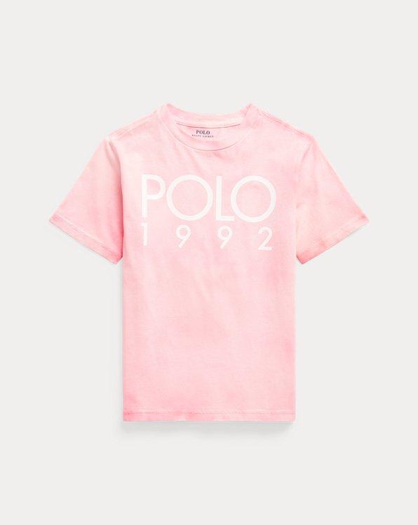 Baumwolljersey-T-Shirt Polo 1992