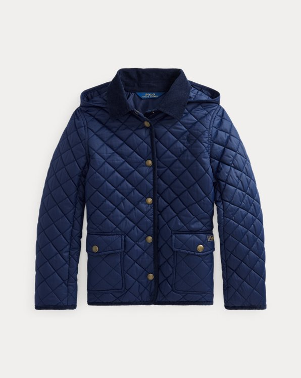 Water-Resistant Barn Jacket