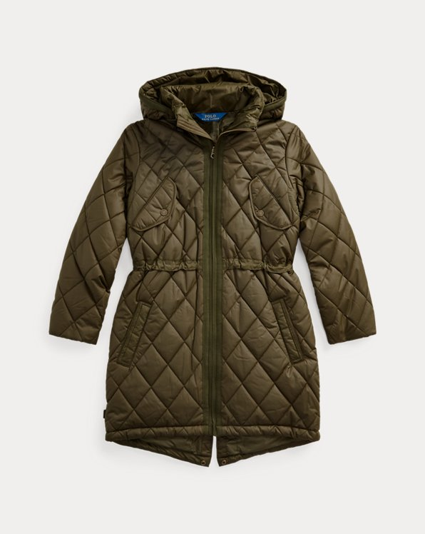 Water-Resistant Barn Coat