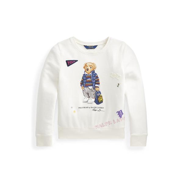 폴로 랄프로렌 Polo Ralph Lauren Backpack Bear Sweatshirt,Nevis