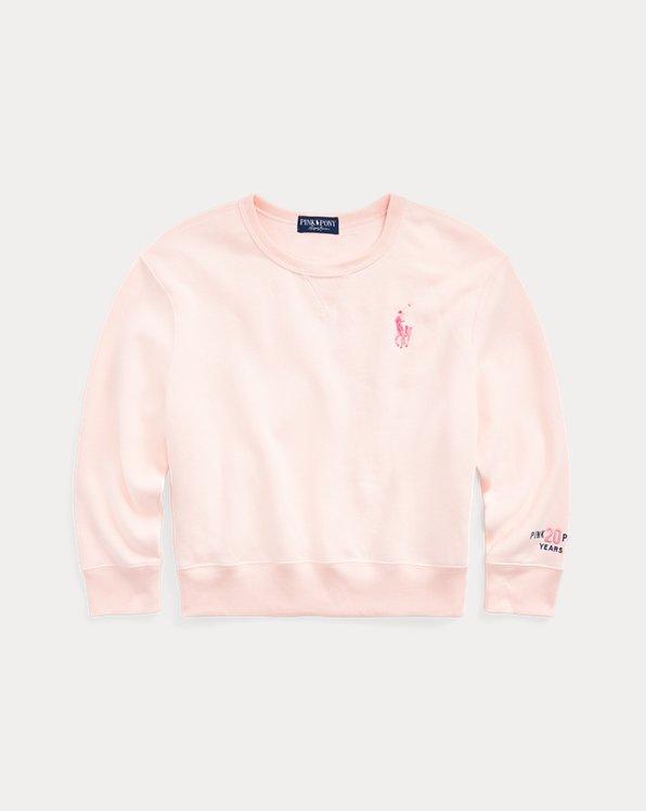 Pink Pony Fleece Sweatshirt