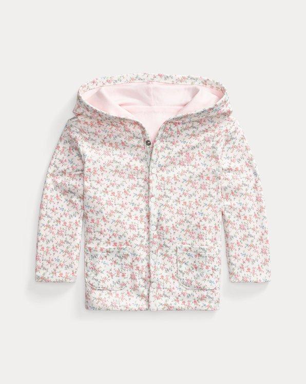 Floral Reversible Jacket