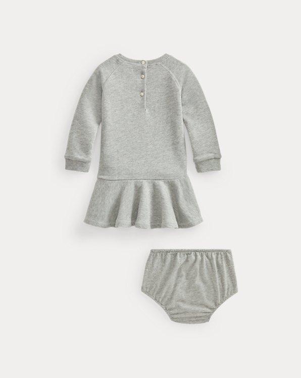 Polo Bear Dress & Bloomer