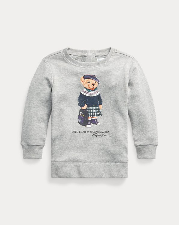 Polo Bear Sweatshirt