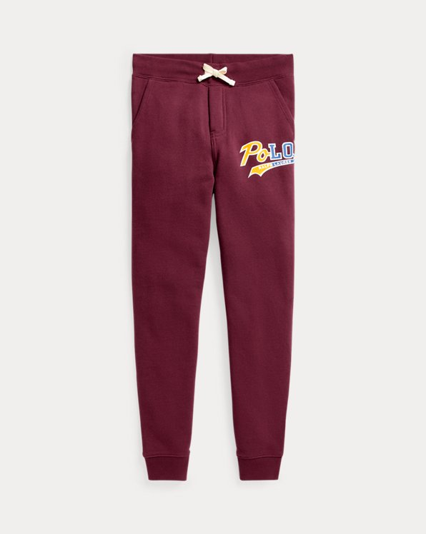 Logo Fleece Jogger Trouser