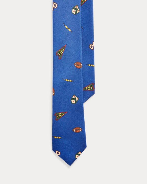 Silk Club Tie