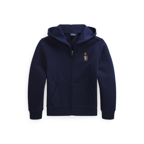 폴로 랄프로렌 Polo Ralph Lauren Polo Bear Fleece Hoodie,Cruise Navy