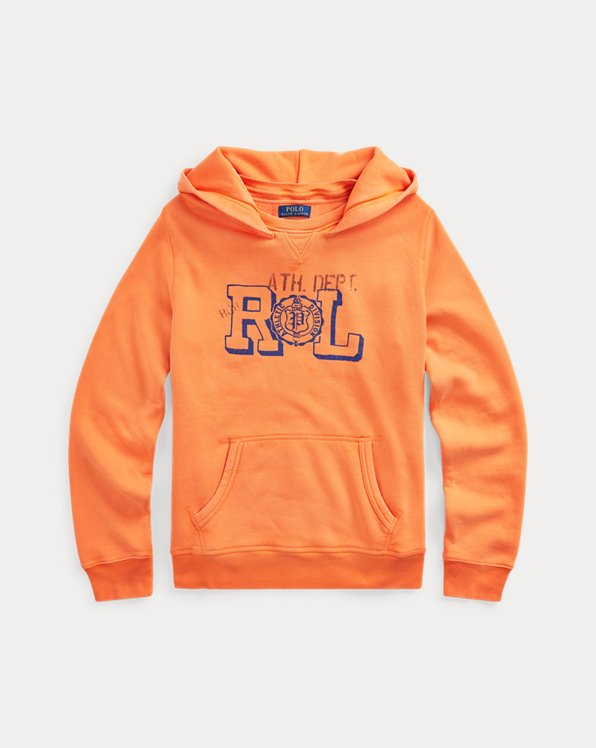 Fleece Graphic Hoodie