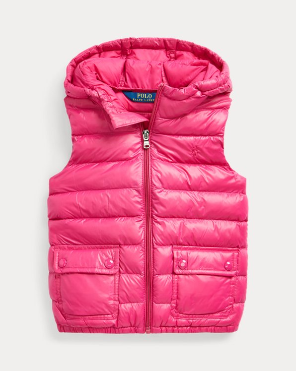 Performance Hooded Gilet