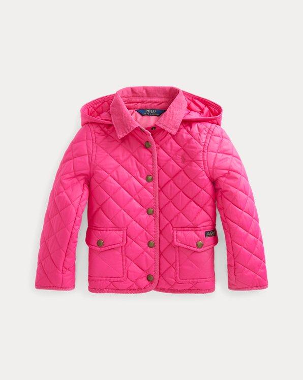 Water-Resistant Barn Jacket