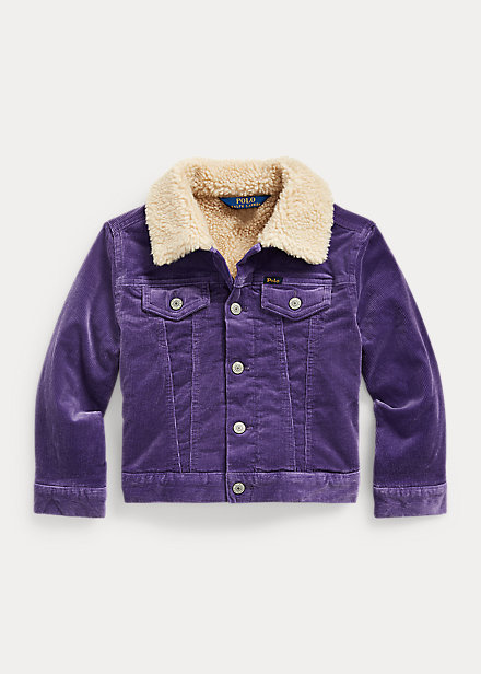Polo Ralph Lauren Corduroy Trucker Jacket