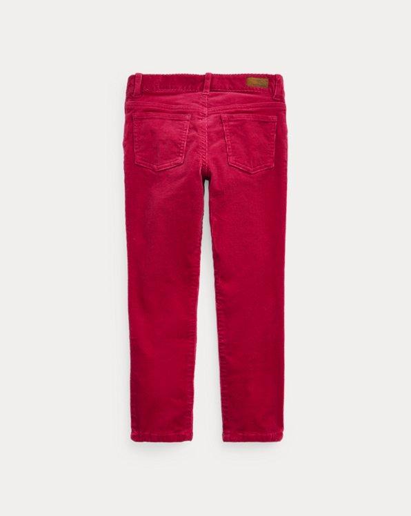 Skinny Fit Stretch Corduroy Pant