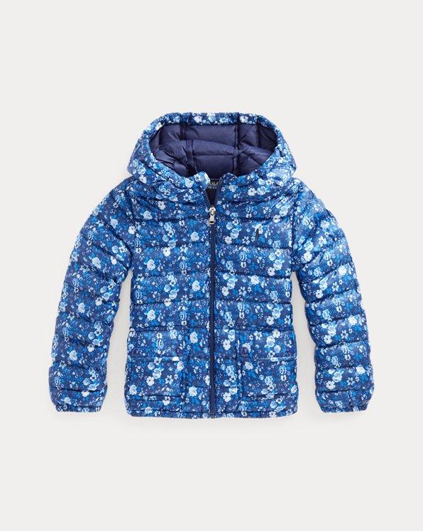 Floral Water-Resistant Jacket