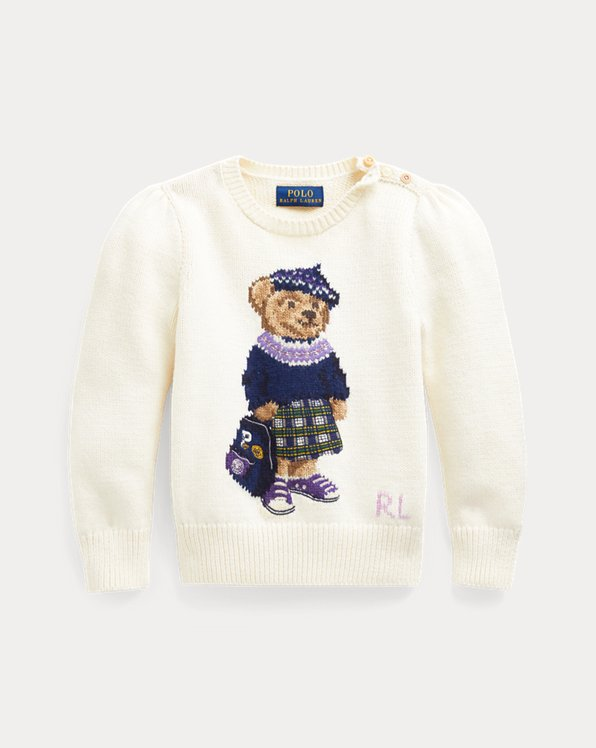 Preppy Bear Jumper