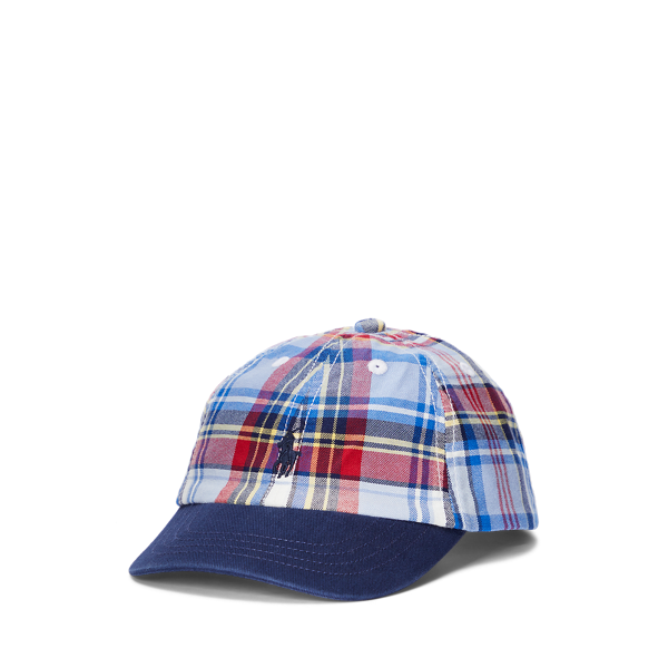 Cotton Oxford Ball Cap