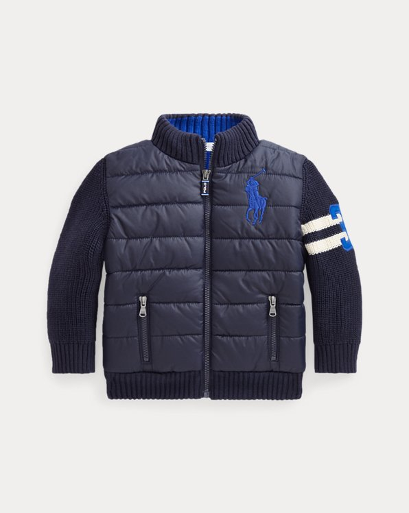 Hybrid Jumper Jacket