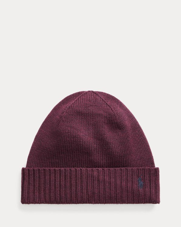 Cappello in lana merino