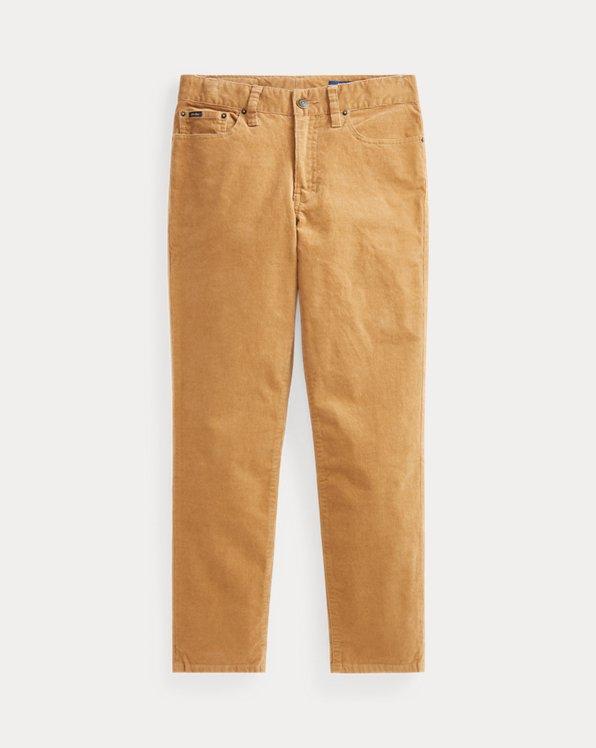 폴로 랄프로렌 보이즈 스키니 바지 Polo Ralph Lauren Varick Corduroy Skinny Pant,Luxury Tan