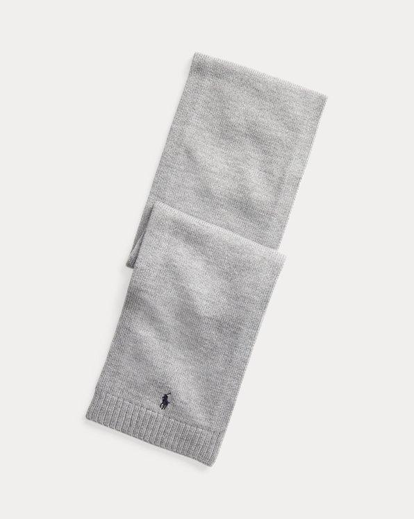 Bufanda de lana de merino