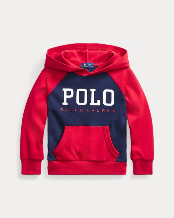 Logo Double-Knit Hoodie