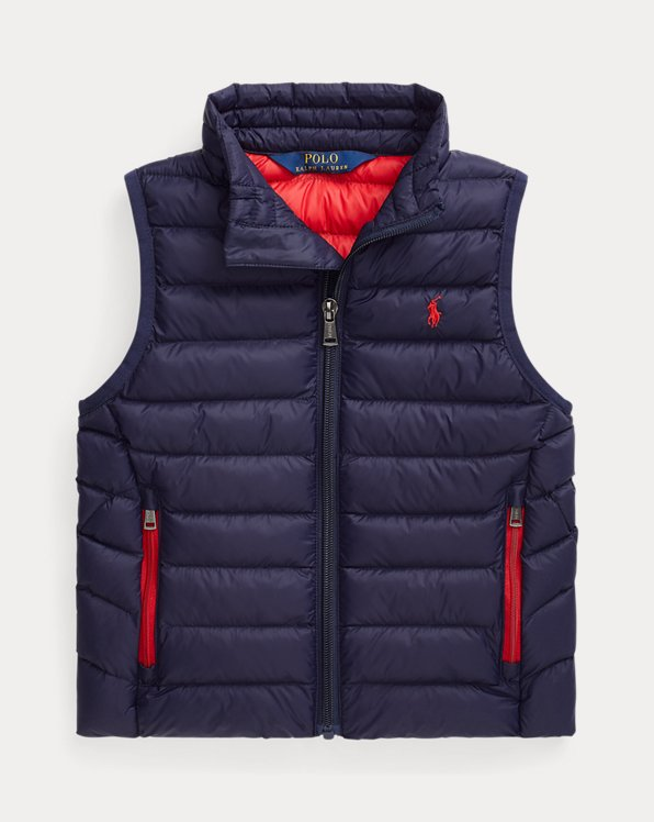 Packable Quilted Gilet