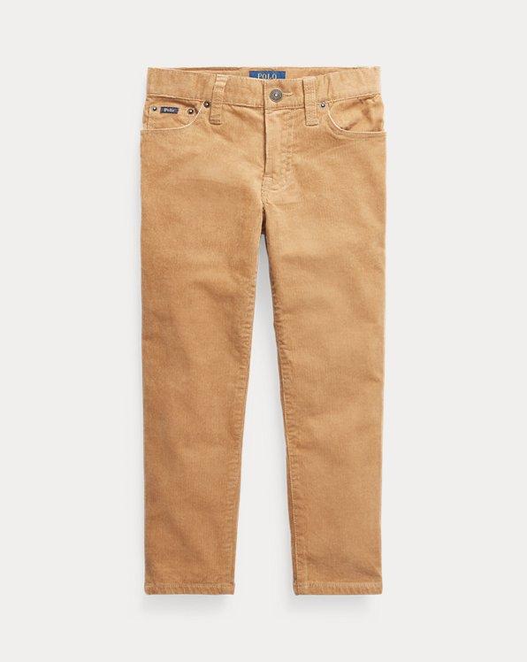 폴로 랄프로렌 남아용 스키니 바지 Polo Ralph Lauren Varick Corduroy Skinny Pant,Luxury Tan