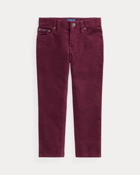 Pantalon Varick en velours côtelé