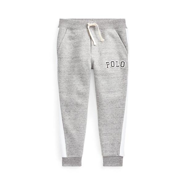 폴로 랄프로렌 남아용 조거 팬츠 Polo Ralph Lauren Logo Double-Knit Jogger Pant,Grey