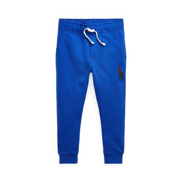 폴로 랄프로렌 남아용 조거 팬츠 Polo Ralph Lauren Big Pony Double-Knit Jogger Pant,Heritage Royal