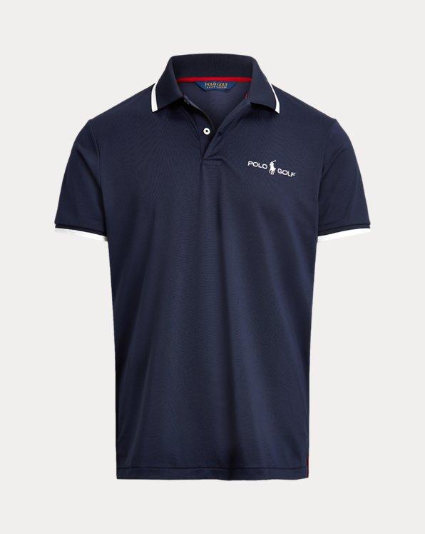 Custom Slim Tech Piqué Polo
