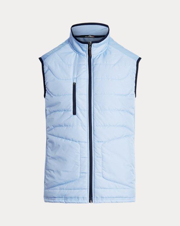Ripstop-Panel Terry Vest