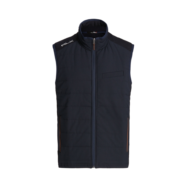 폴로 랄프로렌 남성 골프웨어 Polo Ralph Lauren Ripstop Panel Terry Vest,French Navy